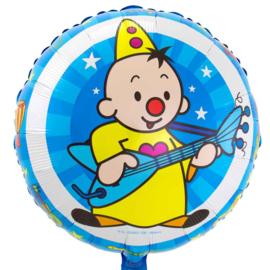 Bumba met Gitaar - Folie Ballon - 18 inch/ 45cm