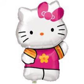 Hello Kitty - XXL - Folie Ballon - 33 Inch / 89cm