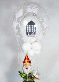 Sinterklaas - Luchtballon - 56 cm