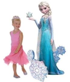 Disney Frozen - Elsa - Airwalker  - 57 inch/144cm
