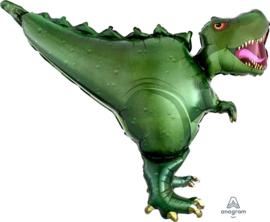 T-Rex Dinosaurus -XXL Folie Ballon - 36 Inch/91cm