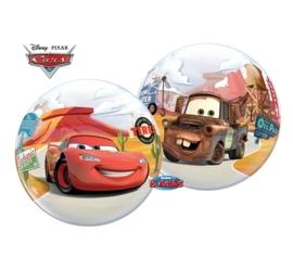 Disney -  Cars -  lightning McQueen -  Bubbles Ballon - 2 kanten- 22 inch/55cm