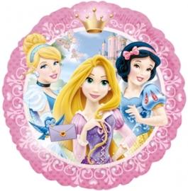 Princessen - Roze - Folie Ballon - 18 Inch/ 45cm