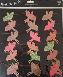 Imbarro - Slinger - Vogels  - Neon roze / groen /oranje - 3 meter
