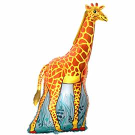 Giraffe - Folie Ballon - 32 Inch / 81 cm