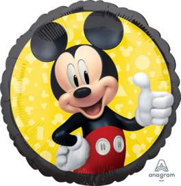 Disney  - Mickey Mouse - Folie Ballon - 17 Inch/ 43cm