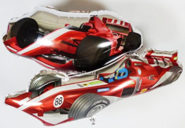 Formule 1 Auto - XL Folie Ballon - 24 x  18 Inch / 60 cm x  45cm