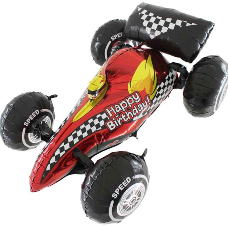 Formule 1 Sport Auto- Superdimensionals folie ballon - 36 Inch/90cm