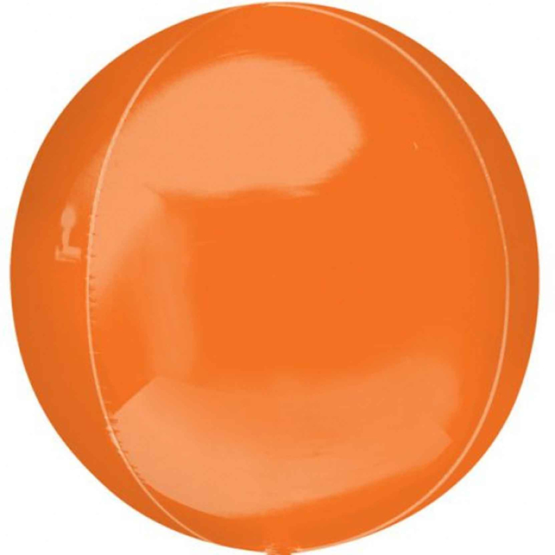 Orbz - Oranje - 38x40 cm