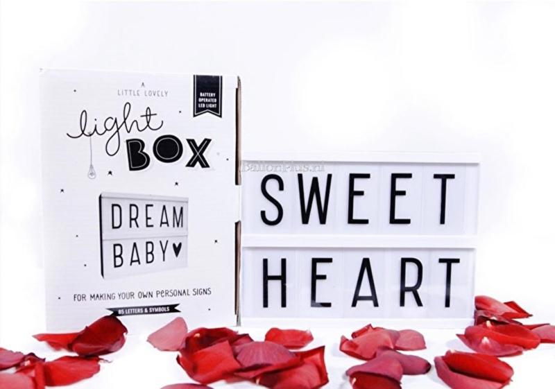 A Little Lovely Company - Light Box - A5