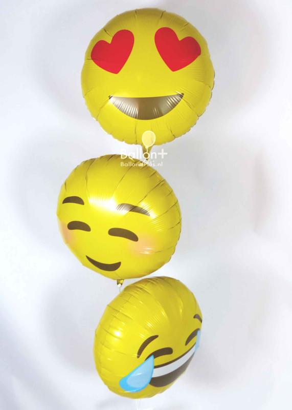 Emoji tränen lachen