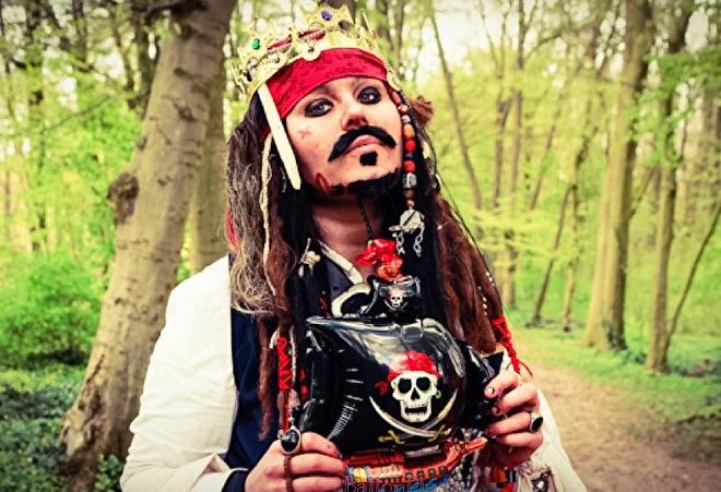 Piraat - Piraten Feest - Piraten Helium Ballonnen