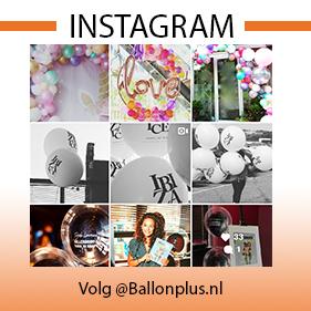 Volg Ballonplus op instagram