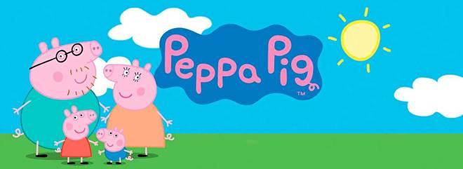 peppa big kinder cartoon