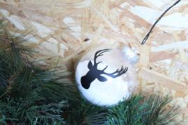 Kerstbal - Hert
