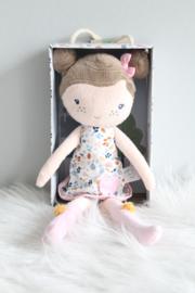 Knuffelpop Rosa - Little Dutch