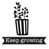 Strijkapplicatie - keep growing