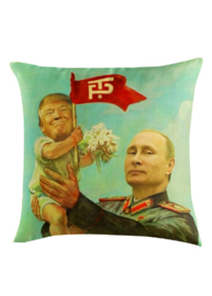 Baby Trump with Putin - Sierkussen