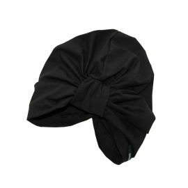 Baby black night sky turban