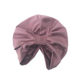 Baby Vintage pink turban
