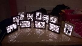 Workshop Lichtlijstje maken