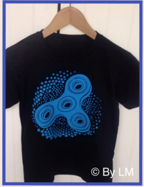 spinner t-shirt, spin it