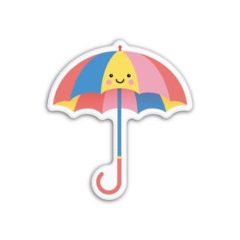 Magneet, paraplu