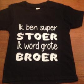 t-shirt ik word grote broer