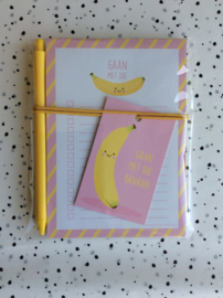 Cadeausetje Gaan met die banaan (DL)