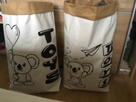 Paperbag toys Koala