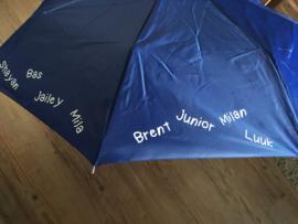 Lieve juf / lieve meester aju paraplu