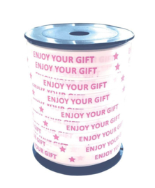 3. krullint - Enjoy your gift, wit met rose
