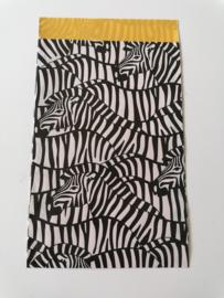 cadeauzakje It's a Zebra 12 x 19 cm