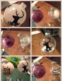 Workshop kerstbal maken