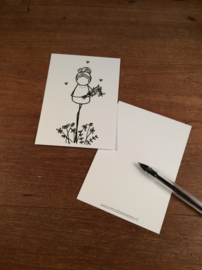 Minikaartje Zomaar, Irmadammekes
