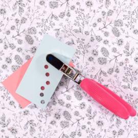 Handpons cirkel 6mm, Vaessen Creative