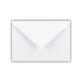 A7 enveloppe, wit