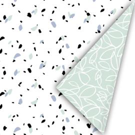 Inpakpapier sow mint
