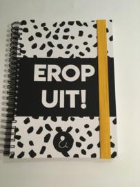 Erop uit! het  vakantiedagboek en dagjes weg invulboek