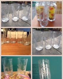 Workshop glas etsen