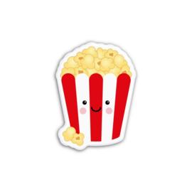 Magneet, popcorn