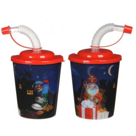 3D-drinkbeker Sinterklaas Zonder naam (DL)