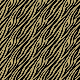 Inpakpapier zebra kraft