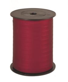 31. krullint -bordeaux Silky metal krullint