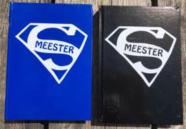 notitieboek A5 superjuf of supermeester