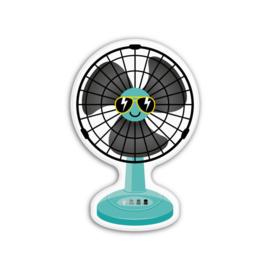 Magneet,  ventilator