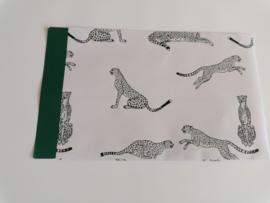 cadeauzakje Jaguar wild green 12 x 19 cm