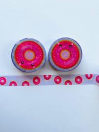 Washitape do nuts, donuts