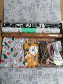 Middelgroot Sinterklaas inpak pakket, Medium