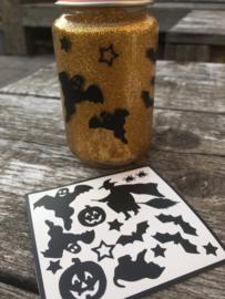 Halloween DIY stickers
